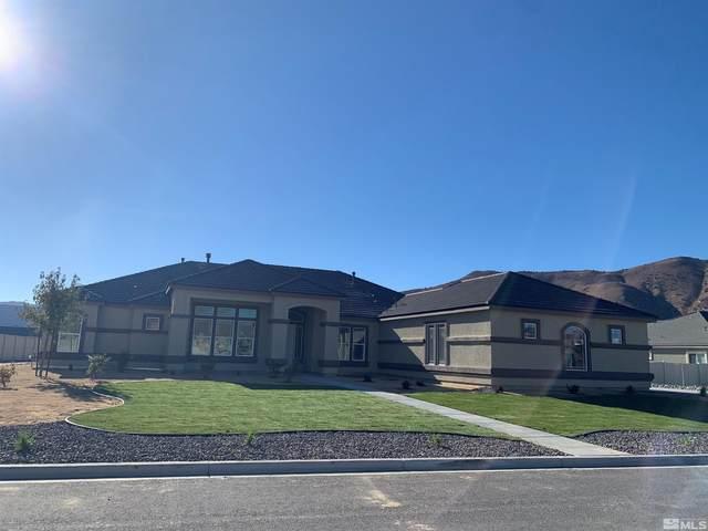 11621 Diamond Stream Drive, Sparks, NV 89441 (MLS #210015613) :: NVGemme Real Estate
