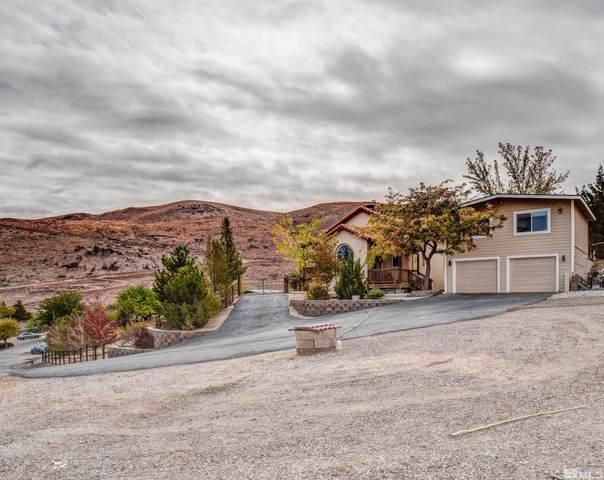 100 Del Mesa Cir, Reno, NV 89521 (MLS #210015616) :: Morales Hall Group