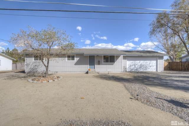 865 Tillman Lane, Gardnerville, NV 89460 (MLS #210015620) :: NVGemme Real Estate