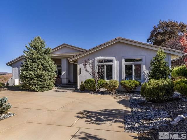 3295 Trumpeter Court, Reno, NV 89509 (MLS #210015630) :: Chase International Real Estate