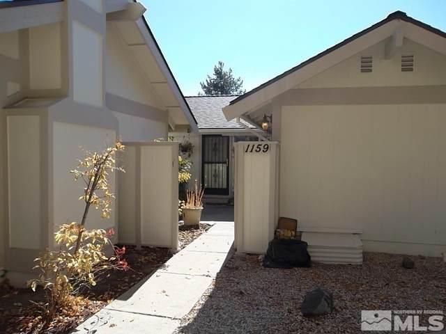 1159 Wagon Wheel, Reno, NV 89503 (MLS #210015635) :: NVGemme Real Estate