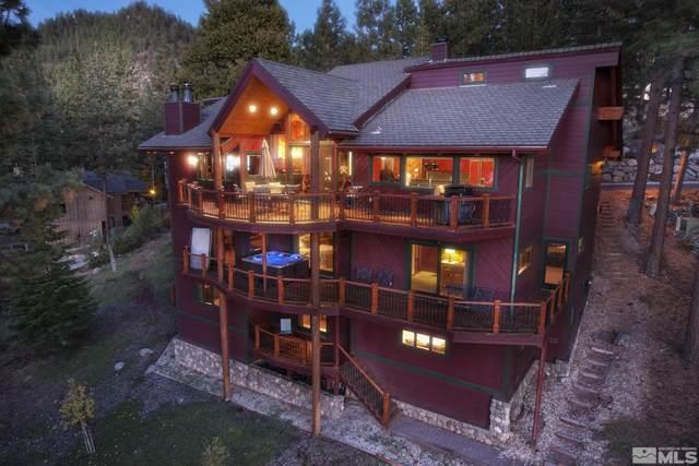 1280 Hidden Woods Drive, Zephyr Cove, NV 89448 (MLS #210015638) :: Chase International Real Estate
