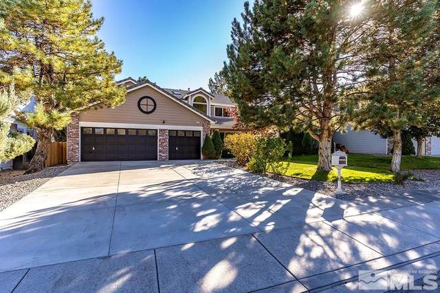 1240 Riverberry Drive, Reno, NV 89509 (MLS #210015641) :: The Coons Team