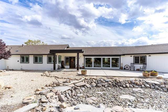 15900 Coyote Rose Lane, Reno, NV 89511 (MLS #210015646) :: Vaulet Group Real Estate