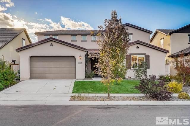 10305 Mott Dr, Reno, NV 89521 (MLS #210015650) :: Chase International Real Estate