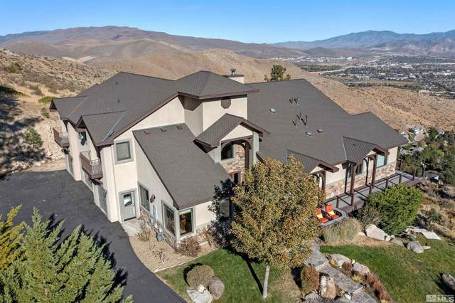3784 Paradise View, Carson City, NV 89703 (MLS #210015651) :: Colley Goode Group- CG Realty
