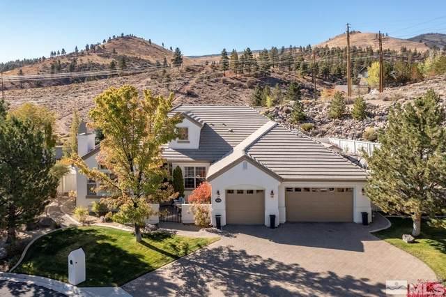 5020 Landy Bank Ct., Reno, NV 89519 (MLS #210015652) :: NVGemme Real Estate