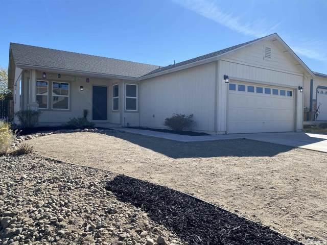 403 Fort Sutter, Reno, NV 89408 (MLS #210015653) :: Chase International Real Estate