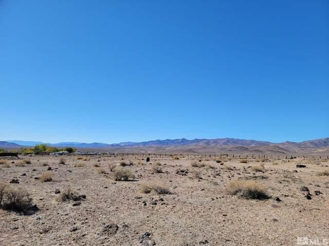 0 Quarter Horse Ln, Stagecoach, NV 89429 (MLS #210015663) :: NVGemme Real Estate