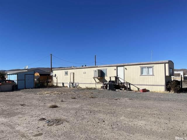 2985 Rawhide, Silver Springs, NV 89429 (MLS #210015669) :: Vaulet Group Real Estate