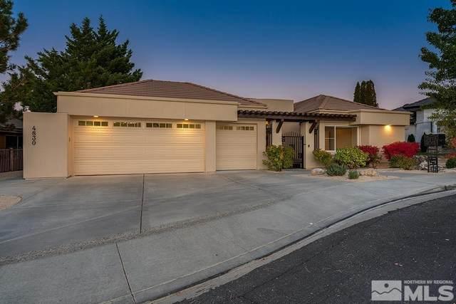 4830 Broken Arrow Cir., Reno, NV 89509 (MLS #210015671) :: Chase International Real Estate
