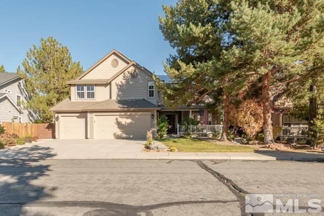 2496 Libero, Sparks, NV 89436 (MLS #210015677) :: Chase International Real Estate