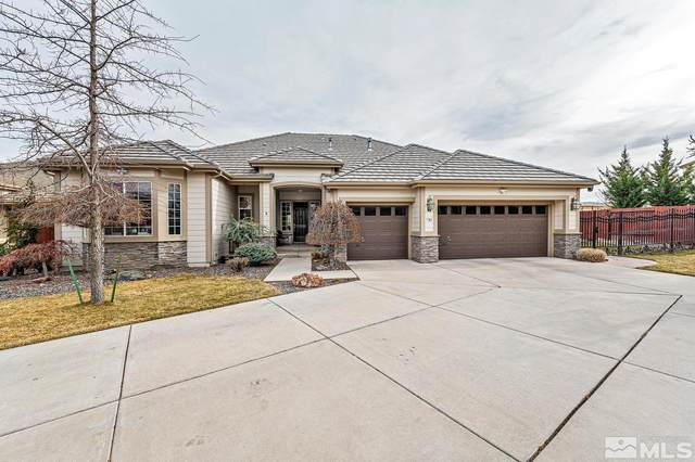 730 Barnwood Court, Reno, NV 89521 (MLS #210015685) :: Chase International Real Estate