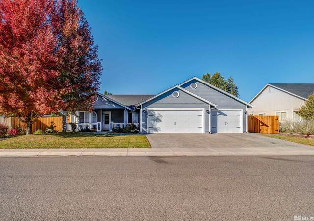 1356 Guiness Way, Gardnerville, NV 89410 (MLS #210015686) :: The Coons Team