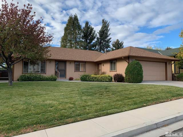 1950 Hamilton Ave., Carson City, NV 89706 (MLS #210015689) :: Colley Goode Group- CG Realty