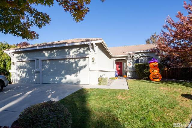 7445 Little Easy Ct., Sparks, NV 89436 (MLS #210015690) :: The Coons Team