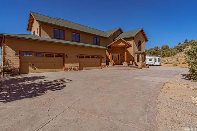 90 Toll Rd, Reno, NV 89521 (MLS #210015694) :: Colley Goode Group- CG Realty