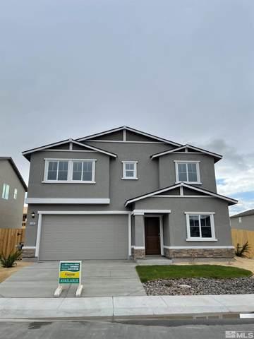 1331 Old Barn Road Lot 210, Sparks, NV 89436 (MLS #210015698) :: Chase International Real Estate