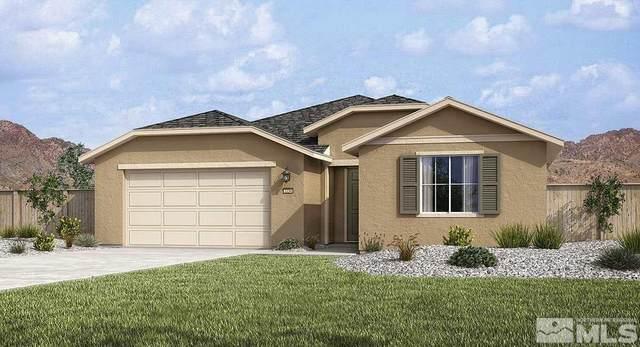 7040 Wheeler Peak Dr Homesite 526, Carson City, NV 89701 (MLS #210015702) :: The Coons Team