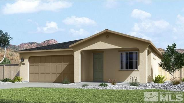 7270 Overture Dr Homesite 400, Reno, NV 89506 (MLS #210015707) :: NVGemme Real Estate