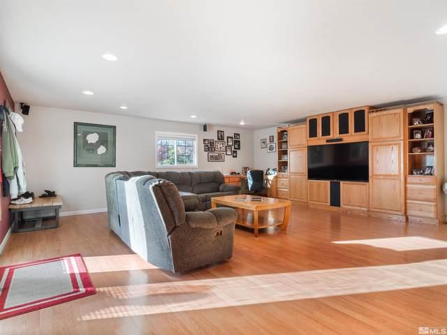 897 Tillman, Gardnerville, NV 89460 (MLS #210015711) :: NVGemme Real Estate