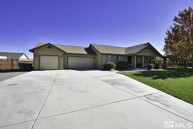 5304 Bentgrass, Stagecoach, NV 89429 (MLS #210015713) :: NVGemme Real Estate