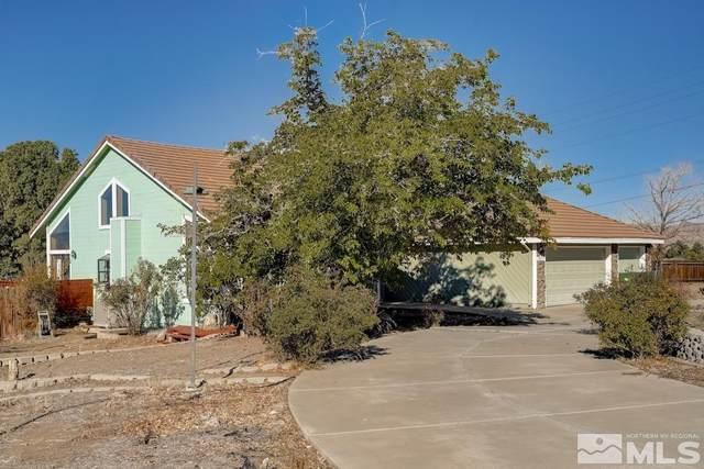 8875 Eaglenest Rd, Sparks, NV 89436 (MLS #210015714) :: Chase International Real Estate