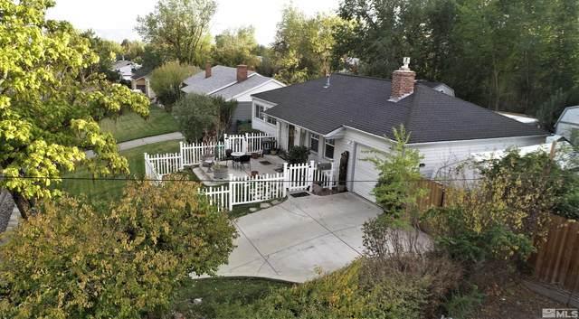2045 Keystone Ave, Reno, NV 89503 (MLS #210015733) :: Chase International Real Estate
