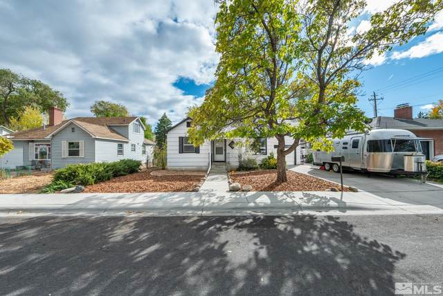 470 Glenmanor Drive Dr, Reno, NV 89509 (MLS #210015737) :: Morales Hall Group