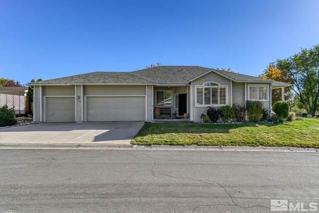 190 Stonecrest Drive, Verdi, NV 89439 (MLS #210015743) :: NVGemme Real Estate