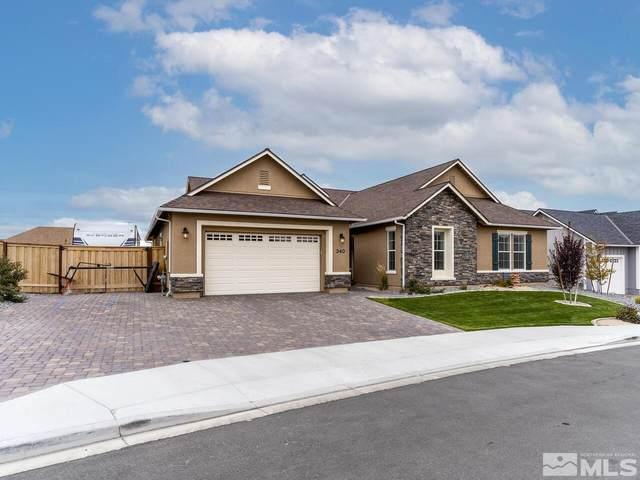 340 Blooming Sage Way, Sparks, NV 89441 (MLS #210015746) :: NVGemme Real Estate