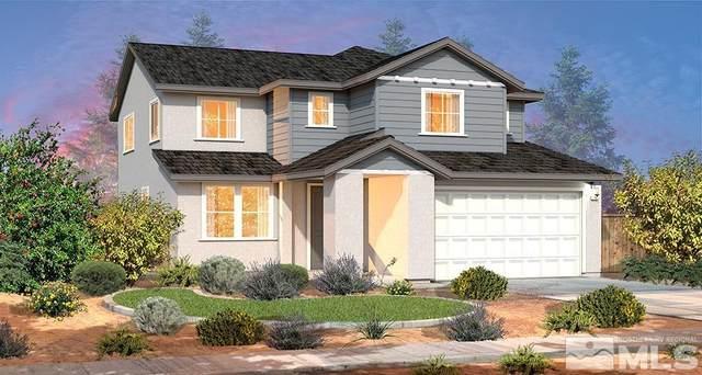 896 Tourmaline Dr, Carson City, NV 89705 (MLS #210015747) :: Vaulet Group Real Estate
