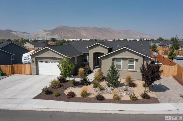 1259 Avian Drive, Sparks, NV 89441 (MLS #210015749) :: Chase International Real Estate