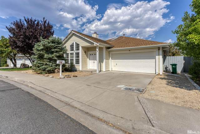 2532 Starr Meadows Loop, Reno, NV 89519 (MLS #210015751) :: Chase International Real Estate