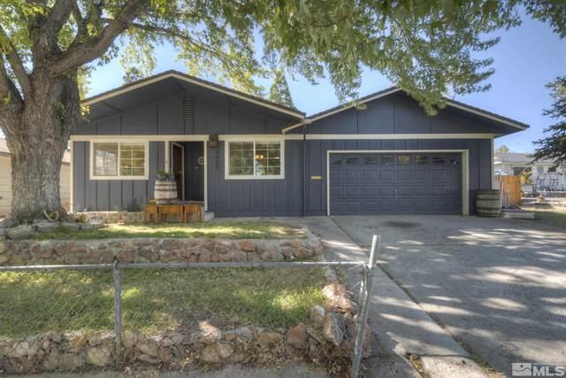 3465 Dawn Circle, Sparks, NV 89431 (MLS #210015760) :: Theresa Nelson Real Estate