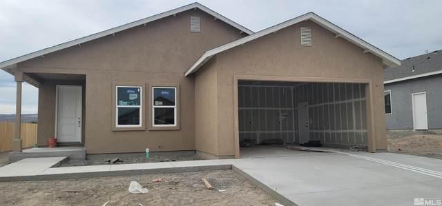 4533 Madison, Fernley, NV 89408 (MLS #210015762) :: Chase International Real Estate