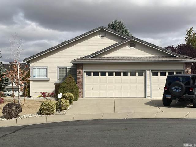 4865 Blue Mountain Cr, Sparks, NV 89436 (MLS #210015765) :: Theresa Nelson Real Estate