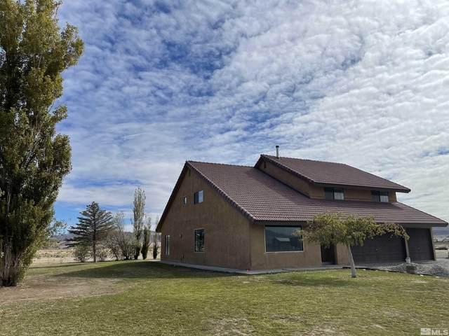 475 Pete Henrichs, Yerington, NV 89447 (MLS #210015767) :: NVGemme Real Estate