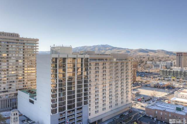 200 W 2nd Street #1501, Reno, NV 89501 (MLS #210015770) :: The Coons Team