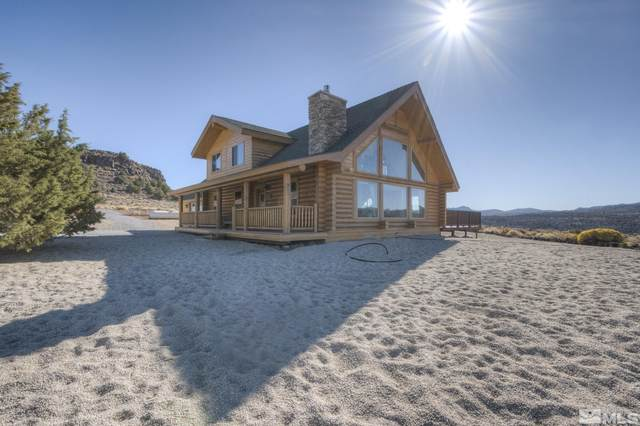 2740 Goldfield Road, Virginia City, NV 89521 (MLS #210015774) :: Colley Goode Group- CG Realty