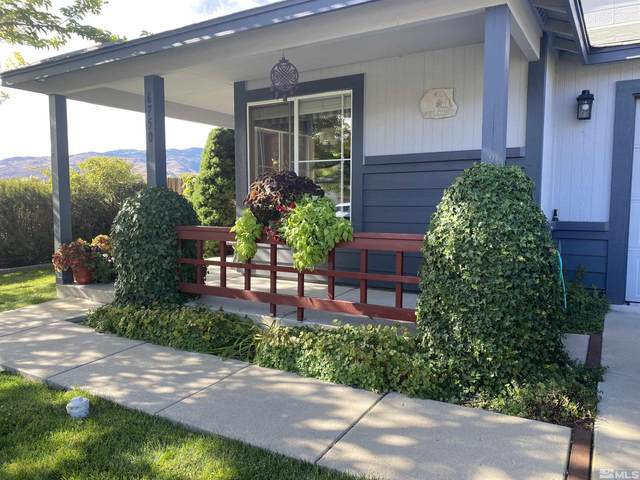 6750 Sonterra Ln., Reno, NV 89523 (MLS #210015780) :: Theresa Nelson Real Estate