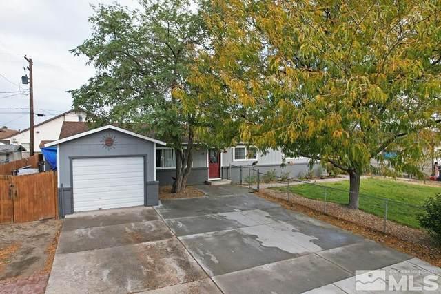 50 Comstock, Fernley, NV 89408 (MLS #210015781) :: Chase International Real Estate