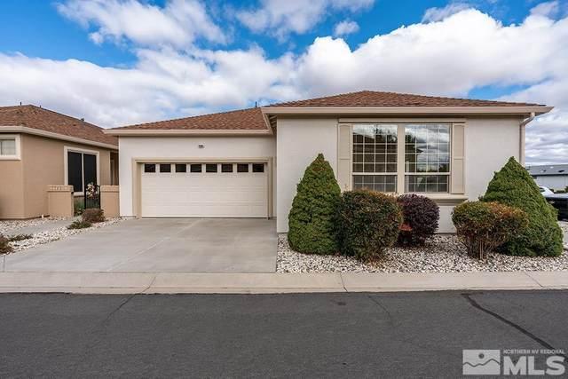1180 Bandtail Drive, Carson City, NV 89701 (MLS #210015782) :: Morales Hall Group