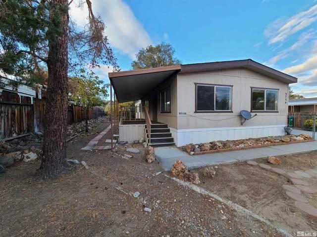3734 Sherman Ln, Carson City, NV 89706 (MLS #210015783) :: Colley Goode Group- CG Realty