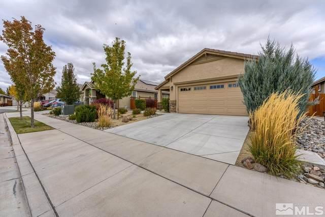 3704 Ancestor Circle, Sparks, NV 89441 (MLS #210015786) :: Chase International Real Estate