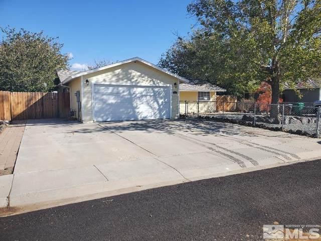 433 Keystone Dr., Dayton, NV 89403 (MLS #210015787) :: NVGemme Real Estate