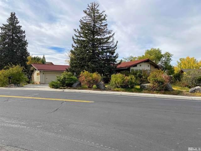 2795 Skyline Blvd, Reno, NV 89509 (MLS #210015788) :: Chase International Real Estate