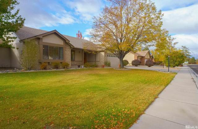 1219 Pleasantview, Gardnerville, NV 89460 (MLS #210015789) :: NVGemme Real Estate