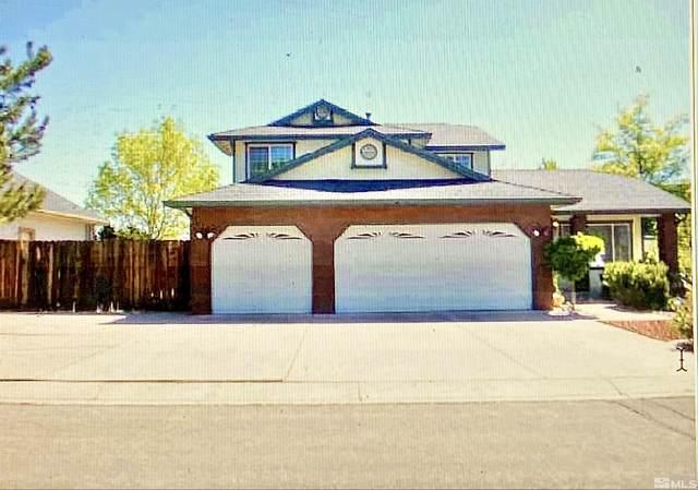 2267 Christmas Tree Drive, Carson City, NV 89703 (MLS #210015790) :: Morales Hall Group