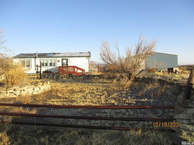 3535 Lambert Drive, Winnemucca, NV 89445 (MLS #210015791) :: Vaulet Group Real Estate